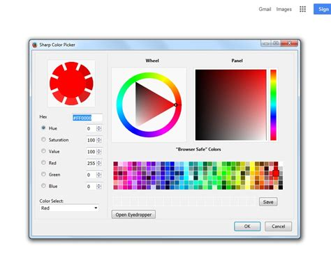 color picker firefox top 5 color picker addons for mozilla firefox