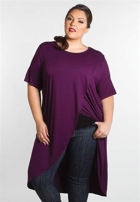 Hafa Top By N D Fashion 10 best images about trendy plus size tops on shops sleeve and crochet tops