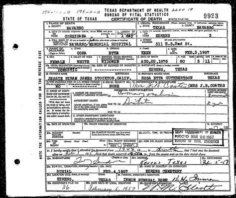 Tx Vital Records Birth Certificates Vital Records Birth Certificate Invitations Ideas