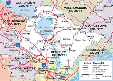 Berkeley County Records South Carolina Berkeley County 171 Every County