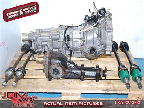id 2349 impreza wrx 5mt manual transmissions subaru