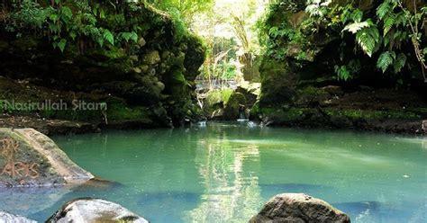 bermain air  aliran  boyong green kayen jogja
