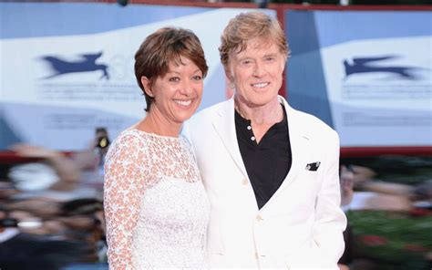 Robert Redford Marriage Photos
