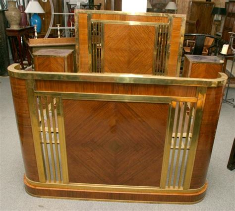 art deco bed french art deco bed at 1stdibs