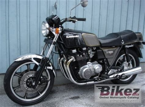Kawasaki Motorcycles 1980 Www Pixshark Images Galleries With A Bite 1980 Kawasaki Z 1000 St Specifications And Pictures