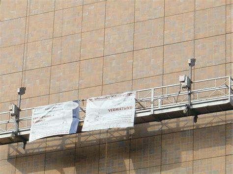 Geländerhöhe Treppe by Fassadenlift Seilarbeitsb 195 188 Hne Geda Ab 400