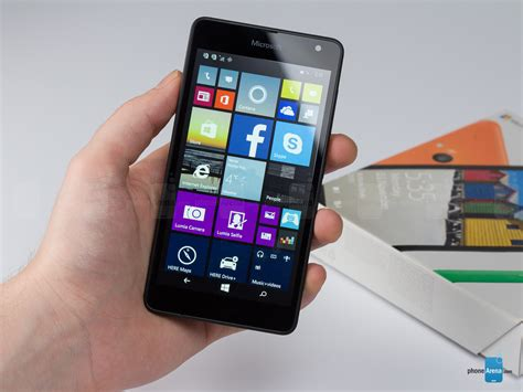 Review Microsoft Lumia microsoft lumia 535 review call quality battery and conclusion