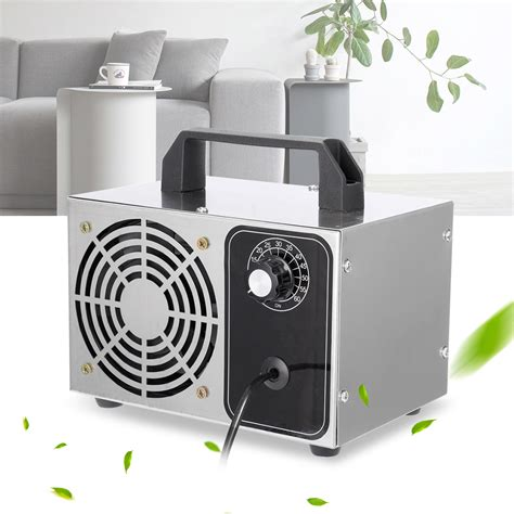 ozone generator   air purifier  mildew odor