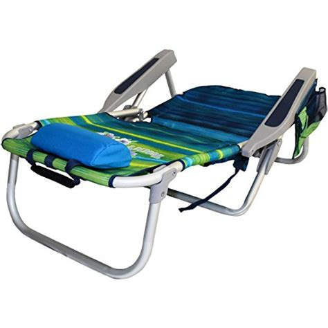 blue bahama backpack cooler chairs solid 2 bahama backpack cooler chair with storage pouch