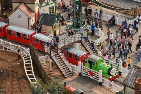 theme park near birmingham thomas land what to expect at drayton manor s expanded