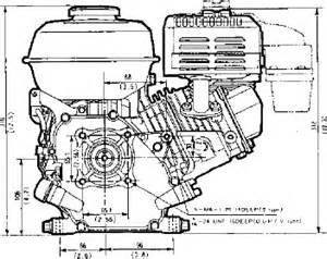 small engine suppliers engine specifications and line drawings for honda small engines