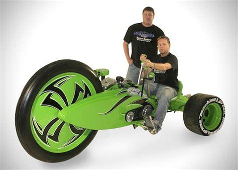 Harley Davidson Big Wheel by Green Machine Big Wheel Motorcycle Hiconsumption