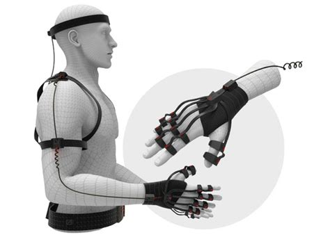 motion capture system perception neuron motion capture system