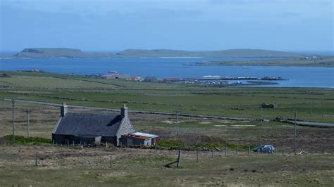 writer s shetland cottage goes up for sale scotland