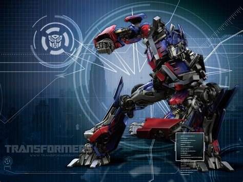 Transformer L by Bazoooka S Optimus Prime