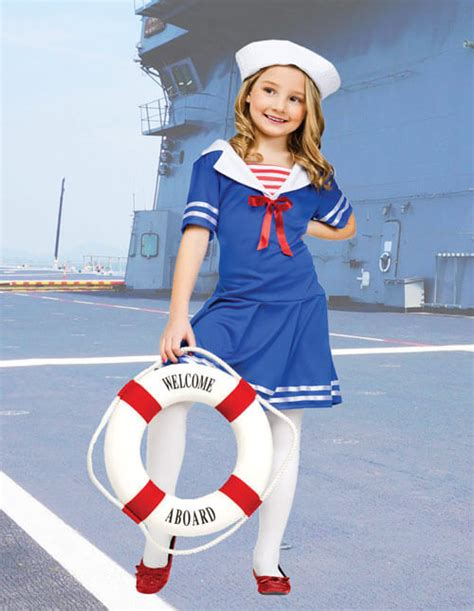 Sailor Sweet sailor costumes navy officer uniforms
