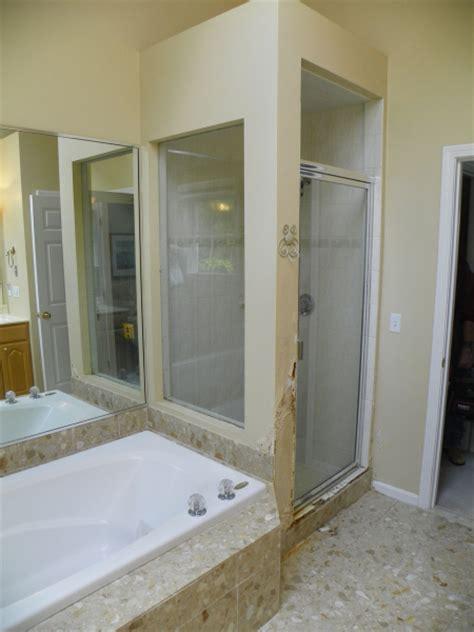 After 5 Barware With Flair by Walk In Shower With Contemporary Flair Renovisions Inc