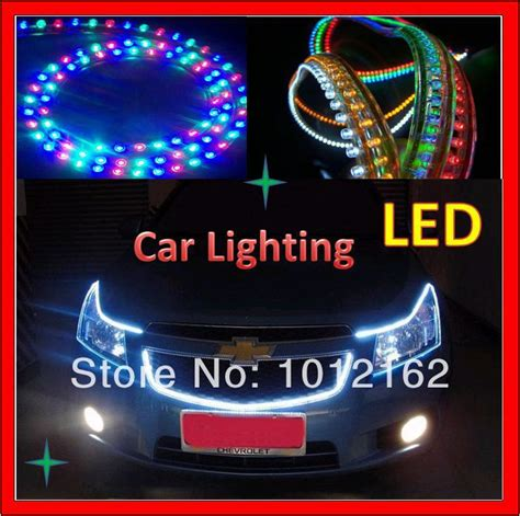12 volt led lights strips for motorcycles free shipping power led decoration car 12