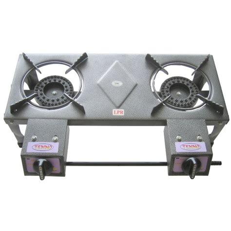 Panggangan Gas Tenno tenno gsp 2201 tr kompor gas automatic silver ezyhero
