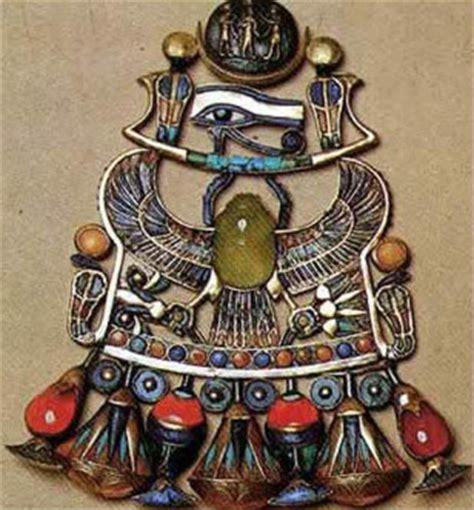 princess cruises king tut egyptian museum pectoral of tutankhamun