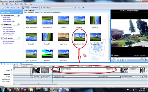 movie maker 2 6 tutorial downloading effects and trans tutorial movie maker di windows 7 catatan sang pemimpi