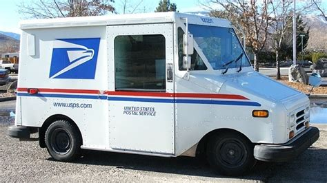 postal vehicles usps to electrify llv mail delivery vehicle