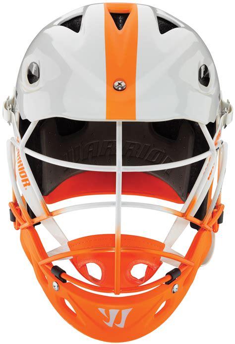 design a warrior lacrosse helmet princeton lacrosse warrior tii helmet with a fade
