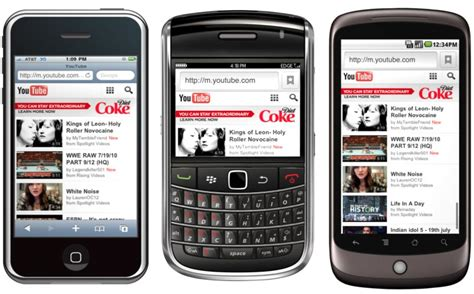 youtube moblie youtube on mobile