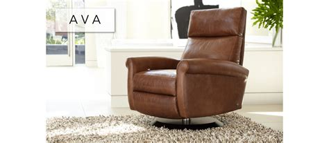 The Comfort Recliner by The Must Comfort Recliner By American Leather Cantoni
