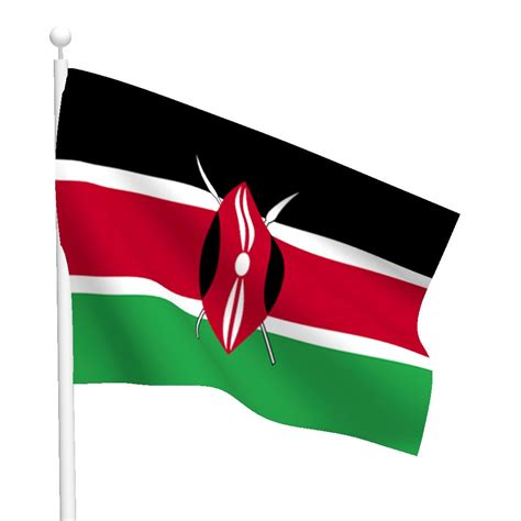 flags of the world kenya graafix flag of kenya