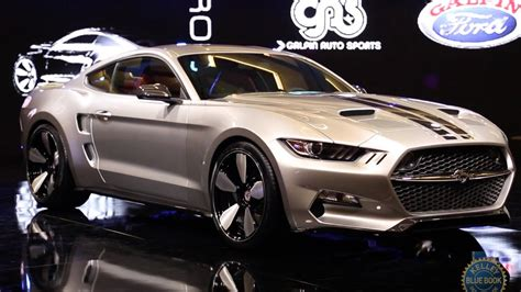 galpin mustang galpin fisker rocket 2015 ford mustang 2014 la auto show