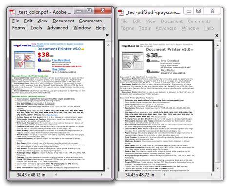 compress pdf grayscale convert color to grayscale pdf copmediaget