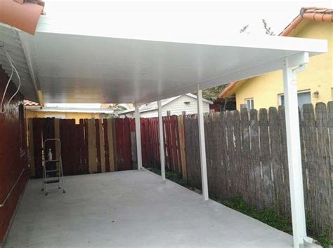 Aluminum Awnings Miami by Yahan Inc Awnings Fort Lauderdale Permanents Awnings