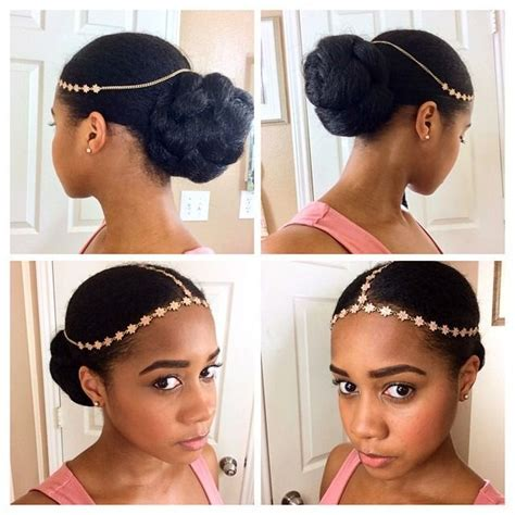 5 interesting wedding hairstyles with puff black women 25 best ideas about faux bun on pinterest marley hair