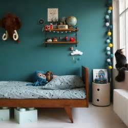 d 233 co chambre bleu canard pour un int 233 rieur serein