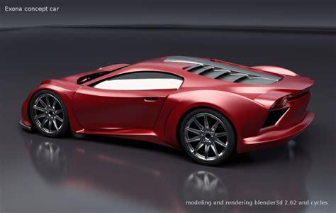 supercar concept exona supercar concept study autoblog gr