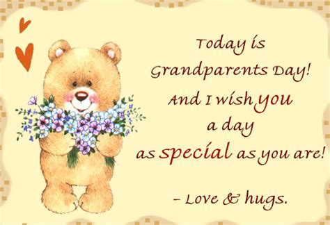 happy grandparents day  messages wishes picture   share   nans