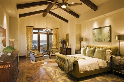 master bedroom suit rough hollow master suite mediterranean bedroom