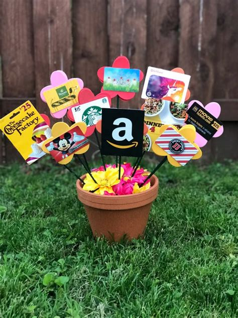 Create A Gift Card - how to make a gift card bouquet sippy cup mom