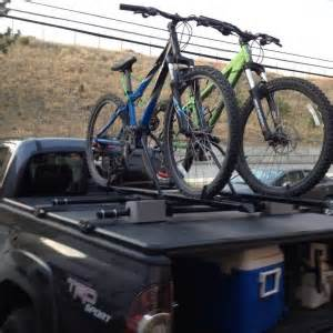 Tonneau Cover Bike Rack F150 Gallery For Sivertip Tacoma World