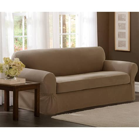 sofa and loveseat covers at walmart furniture beige walmart sofa covers on cozy berber carpet