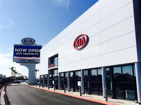 Find Kia Dealer Car Pros Kia Carson Carson Ca 90745 Car Dealership And