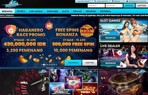situs slot deposit pulsa  potongan   slots persandian poker