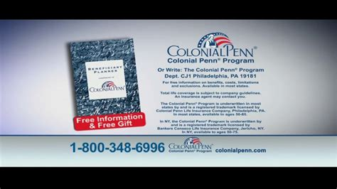 colonial penn commercial youtube