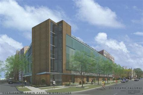 Pritzker Parking Garage pritzker parking garage road plan clears