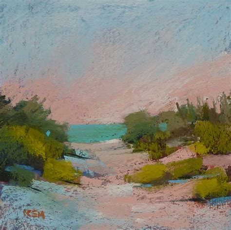 pastel painters of cape cod landscape painting cape cod dunes original