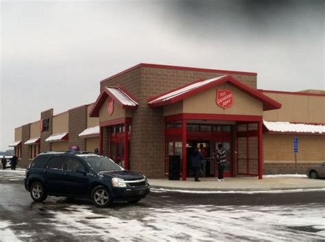 Salvation Army Detox Cleveland by Avon S New Salvation Army Store Opened Its Doors This Week