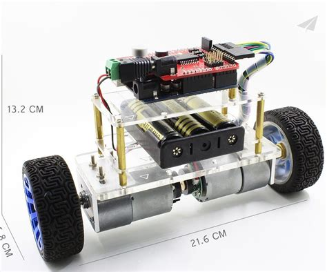 wireless upload how to build a bluetooth wireless upload self balancing robot