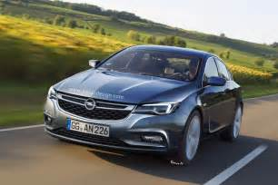 Opel News 2017 Opel Insignia B Looks Like A Premium Sedan In The