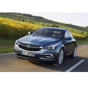 2017 Opel Insignia B Looks Like A Premium Sedan In The First